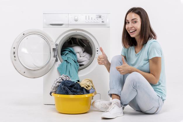 Благодаря этим 5 трюкам стиральная машинка всегда будет чистой и сияющей. Проверим?