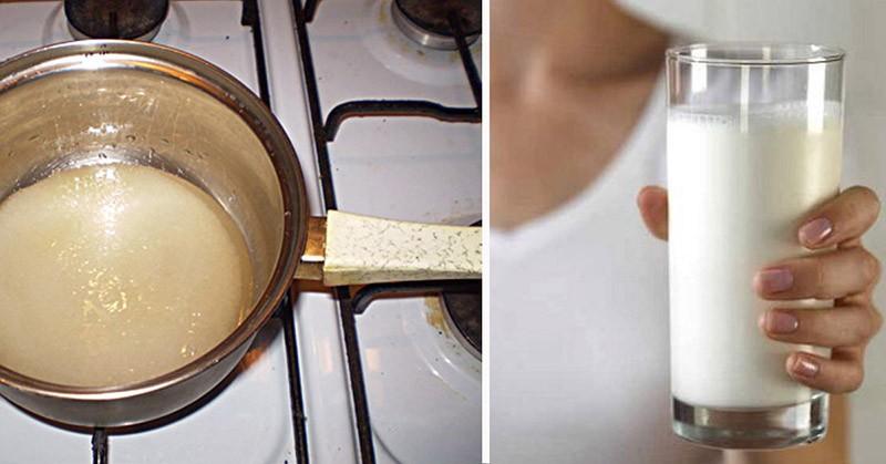 Молочный воск - мой любимый метод для очищения и омоложения кожи
