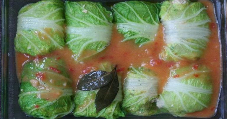 На праздники всегда покупаю пекинскую капусту и готовлю восхитительное второе блюдо…