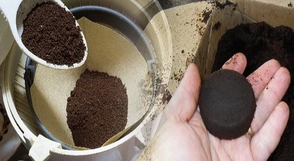Не выбрасывайте кофейную гущу! 17 гениальных способов её повторного использования
