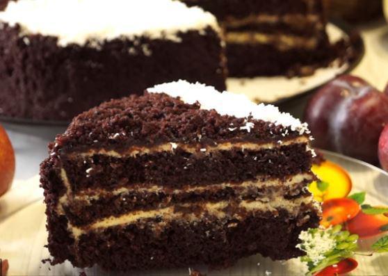 Супер Быстрый торт на раз, два, три... Этот вкус сводит всех с ума...