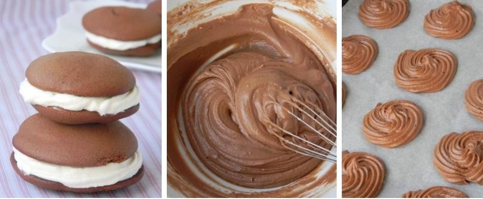 Пирожное «Вупи»: Идеальная сладость для самых любимых