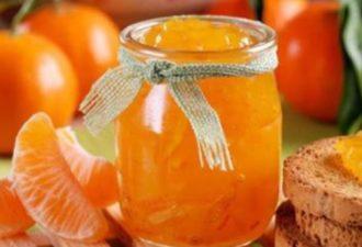 Самое ароматное варенье из мандаринов 13 рецептов!