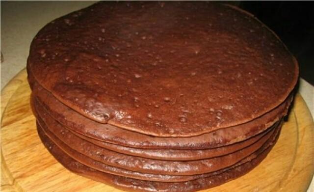 Всегда готовлю обалденные коржи для торта на сковороде. Результат радует!