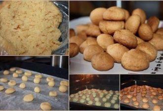 Бисквитное печенье для малышей — нежное, рассыпчатое и очень вкусное!