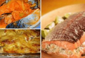 ТОП-25 рецептов из рыбы!