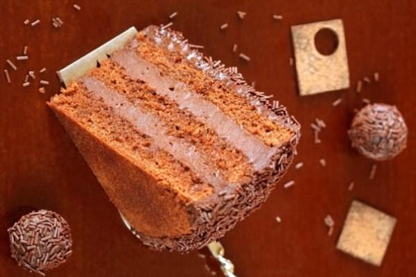 Бразильский торт «BRIGADEIRO». По-настоящему царский десерт!