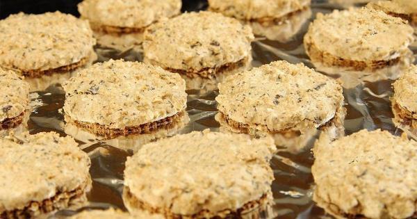 Вкуснейшее печенье — выпекается за считанные минуты, а получается настоящий шедевр!