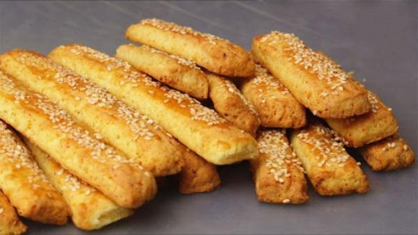Готовлю чаще любой другой выпечки: Закусочные творожные палочки