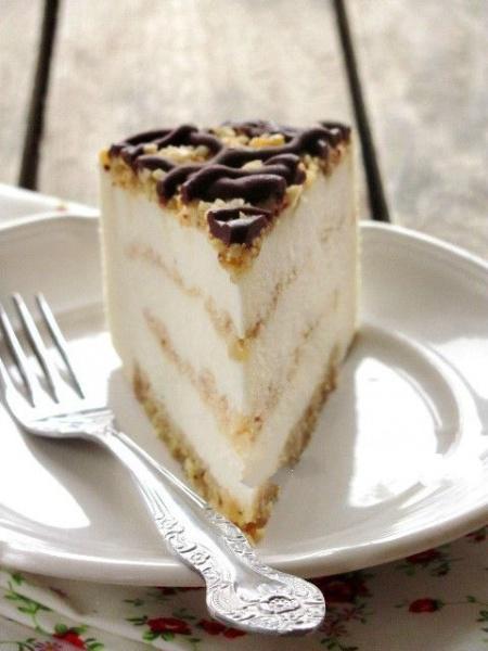 Красивый торт «Гавана» - это вершина вкуса!