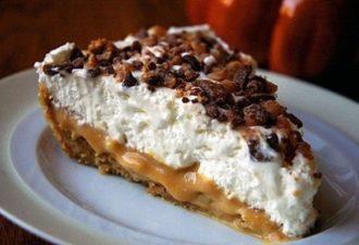 Торт «Баноффи». Восхитительный банановый торт без выпечки.