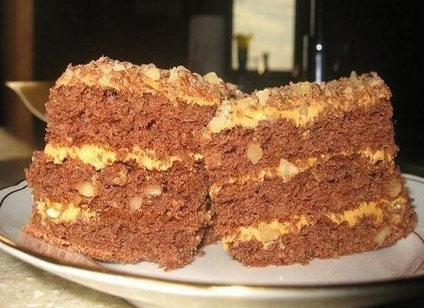 Торт «Золотой Ключик»
