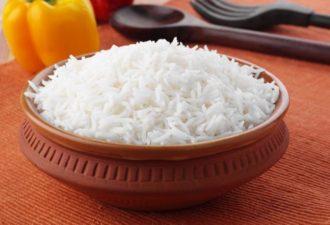 3 хитрости, благодаря которым рис никогда не слипнется! Он всегда будет идеальным — рассыпчатым и белым!