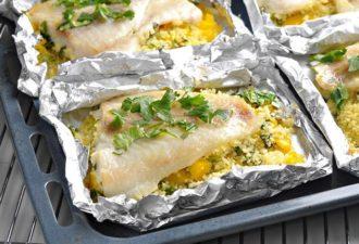 Топ-5 рецептов блюд «два в одном», приготовленных в фольге в духовке