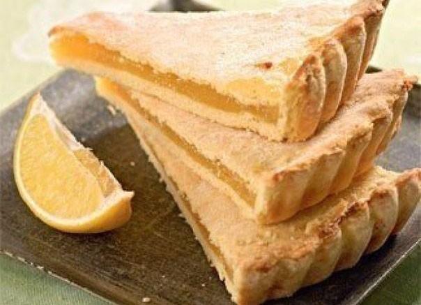 Очень нежный лимонный пирог - сама часто готовлю и вам советую!