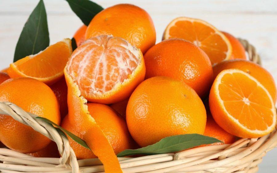 Грибок ног, запор и другие проблемы можно вылечить кожурой мандарина