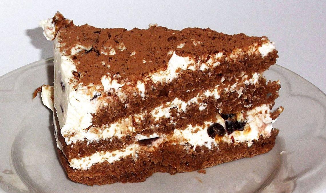 Простой и очень густой творожный крем для идеальных тортов и пирожных