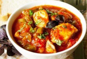 Пеппероната с курицей: подруга привезла рецепт из Италии, готовим второй вечер подряд