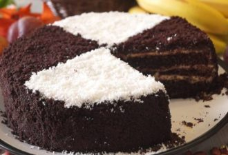 Супер Быстрый торт на раз, два, три, который сводит всех с ума