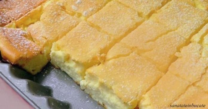 Просто смешайте все в одной миске и поставьте в духовку. Этот торт станет вашим любимым!