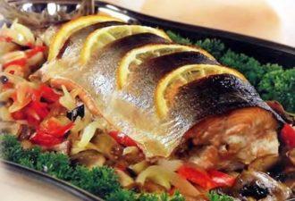 Рыба в духовке — три самых лучших рецепта и пару лучших полезных советов