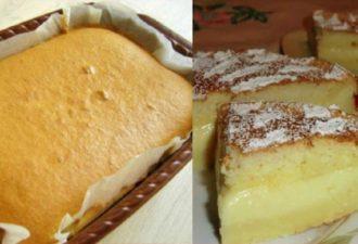 Восхитительно вкусное и бесподобно сладкое умное пирожное с нежной кремовой начинкой