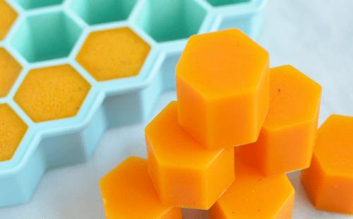 Кубики из желатина с мёдом и куркумой — удивительное противовоспалительное средство