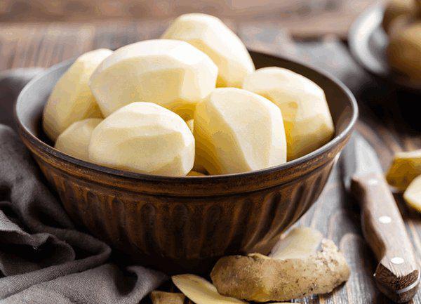 «Отмороженная» картошка — гениальная хитрость, о которой мало кто знает!