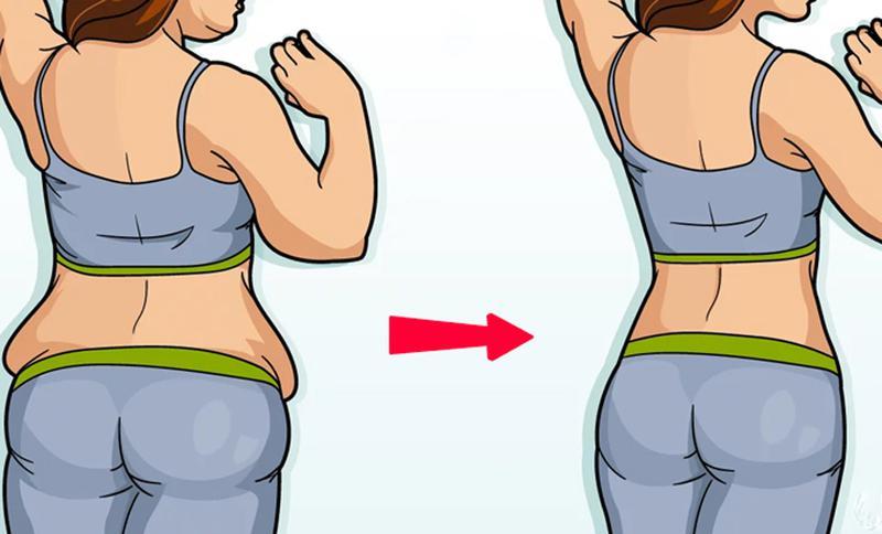 Как за 2 недели потерять 14 кг только с 1 компонентом. Начинайте свой день правильно!