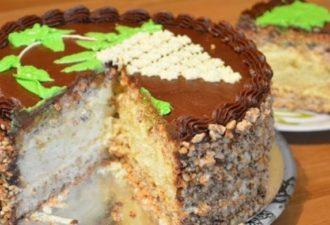 Делюсь самым ценным: Киевский торт по старинному семейному рецепту