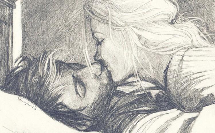 """""""Он приносил ей тёплые носки, а утром приносил ей чашку чая"""". Для женщин!"""
