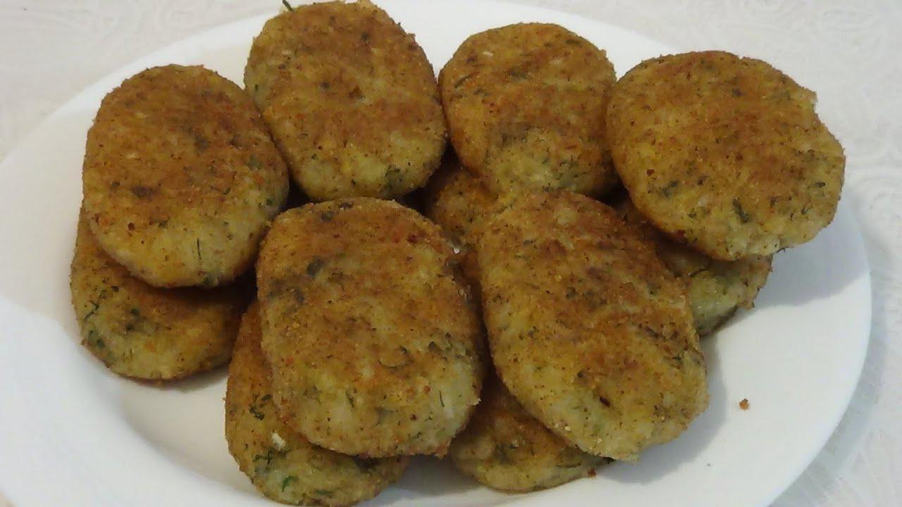 Постные капустные котлетки: очень сочные и вкусные