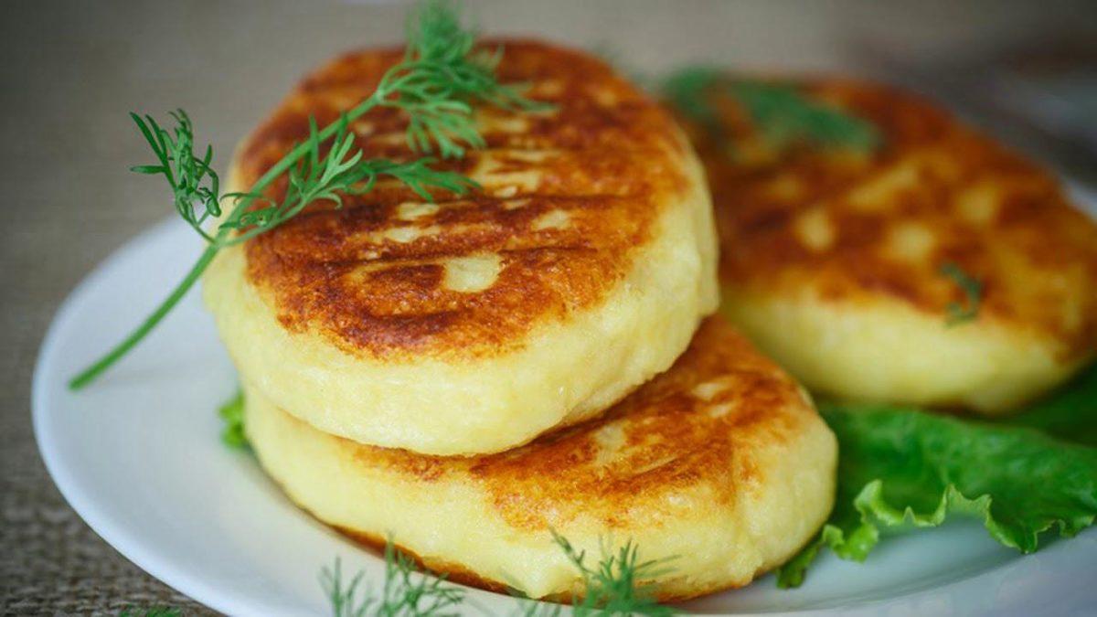 Картофельные зразы с фаршем. Гениально просто и вкусно!