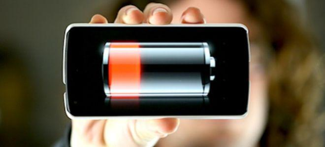 Ваш смартфон быстро разряжается? Вот что нужно делать