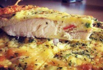 Рыба в духовке в сметане. Супер простой рецепт