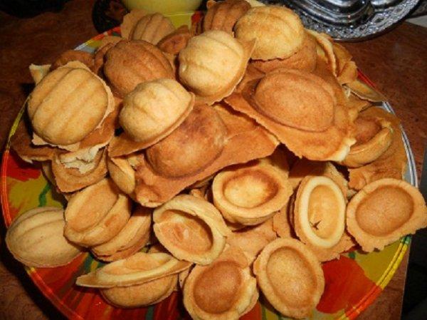 Идеальное тесто для приготовления вкусных песочных орешков