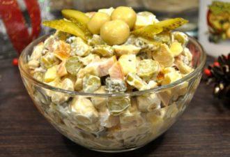 Шикарный салат за 5 минут!