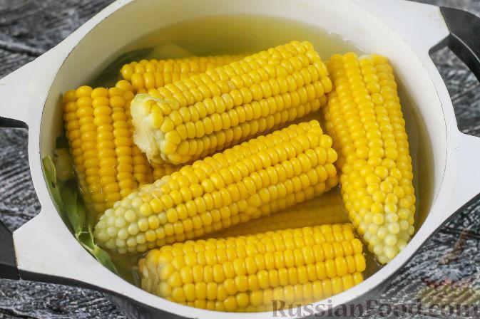Молодая маринованная кукуруза - нежная и сладенькая!