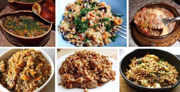 Надоела обычная гречка? Тогда эти 6 блюд с гречкой вас точно понравятся!
