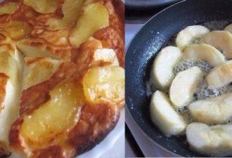 Творожно-яблочное чудо — вкусный и полезный завтрак!