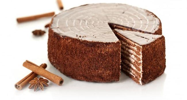 Торт «Спартак» — самый простой и обалденно вкусный! Рекомендую!