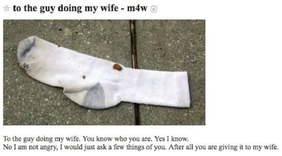 Я застукал жену с любовником. И отомстил ей как очень творческая личность