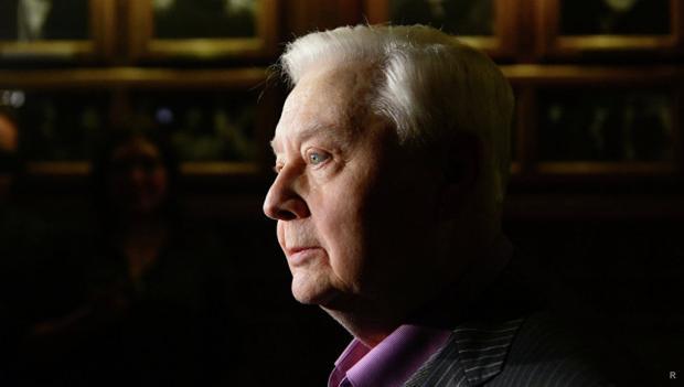 Умер Олег Табаков: известного актера не стало на 83-м году жизни