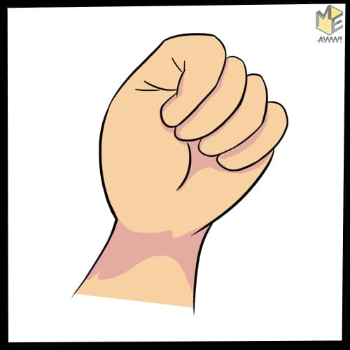 Сожмите руку в кулак - узнаете 1 важный секрет вашей личности