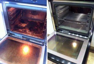 Как очистить духовку до безупречного состояния без особых усилий и всего за полчаса? Больше никаких мучений!