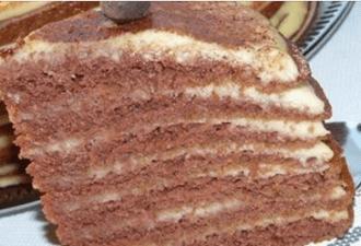 Айда готовить вкуснющий торт — Не торт, а сказка!
