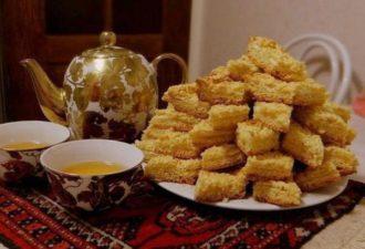 Часто пеку эту нямку, но не знала, что она называется «Каракум»