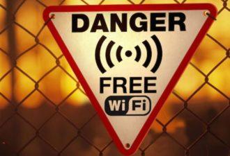 Wi-Fi сеть смертельно опасна — Ученые из Дании