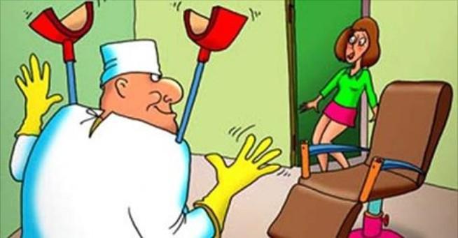 Самый классный анекдот про гинеколога. Сколько раз перечитываю, всегда смеюсь!
