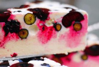 Фруктово-творожный десерт без выпечки. Вся семья обожает!